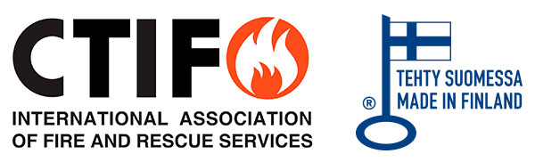 ctif ja avainlippu logot